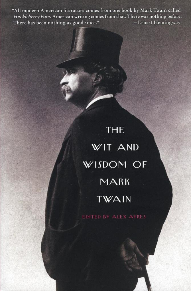 Wit and Wisdom of Mark Twain, The als Taschenbuch