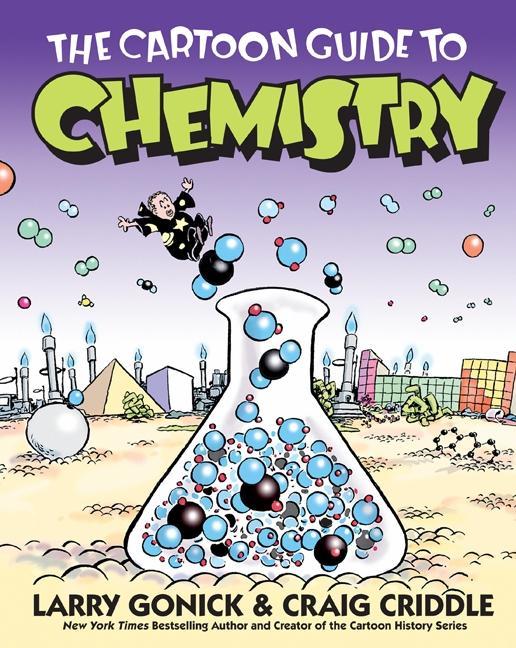 The Cartoon Guide to Chemistry als Taschenbuch
