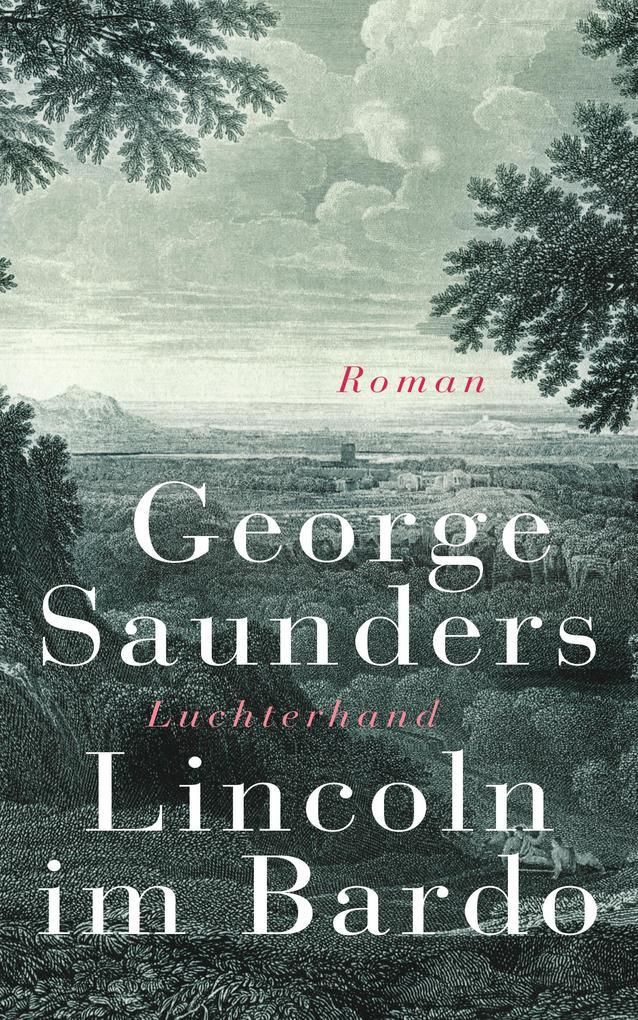 Lincoln im Bardo als Buch