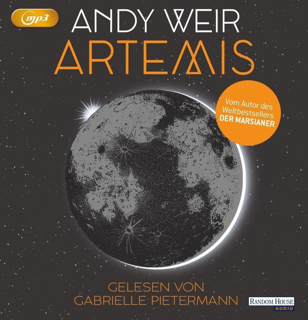 Artemis als Hörbuch