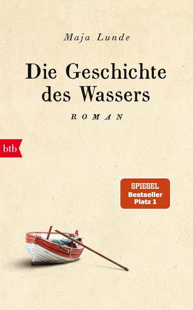 Die Geschichte des Wassers als Buch