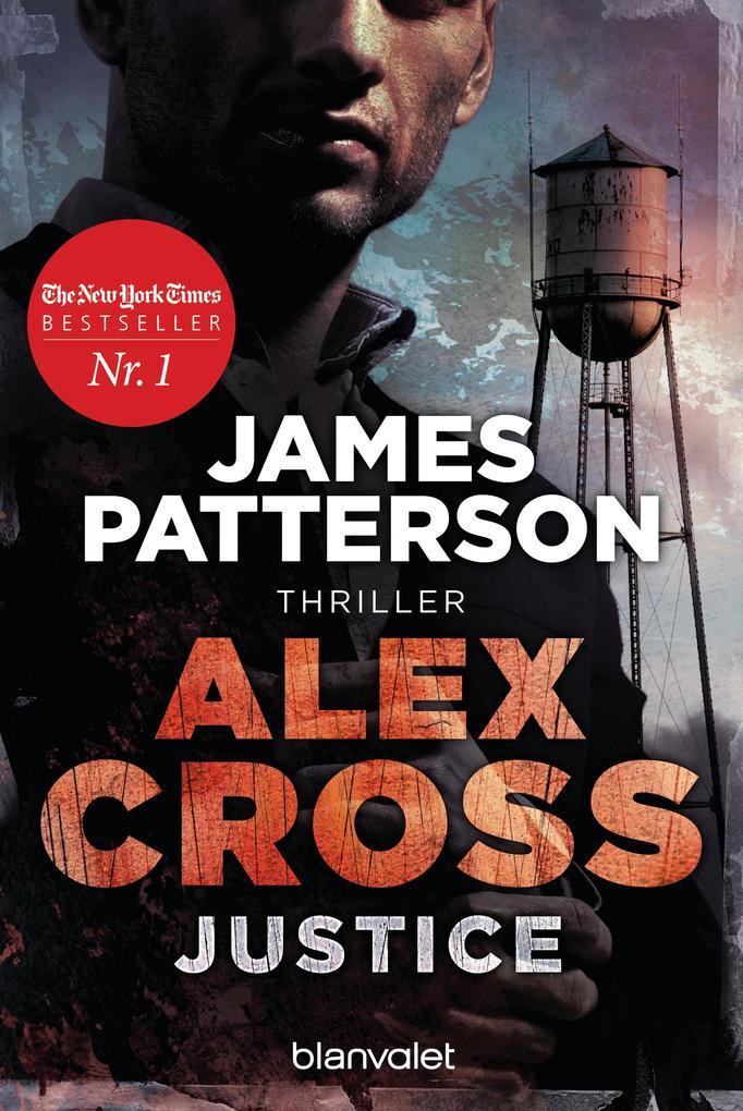 Justice - Alex Cross 22 als Taschenbuch