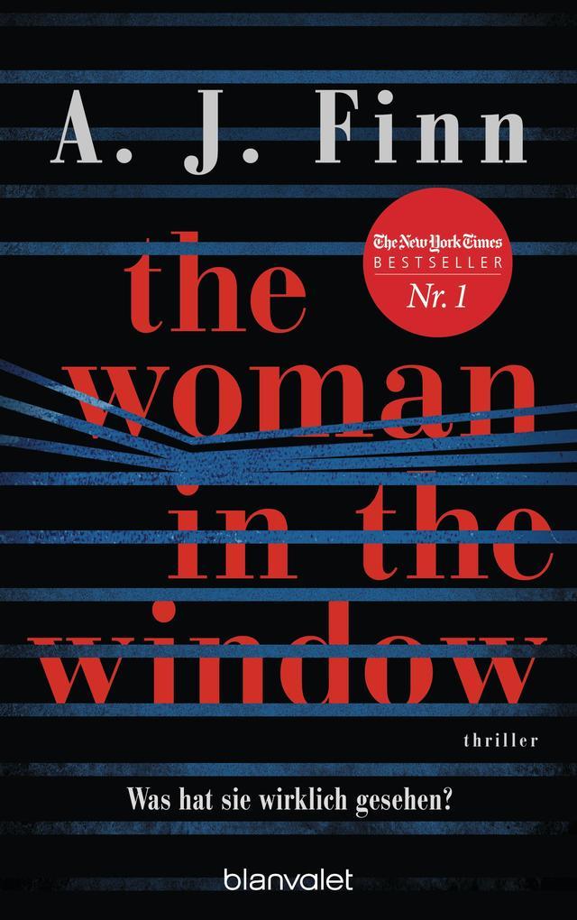The Woman in the Window - Was hat sie wirklich gesehen? als Buch