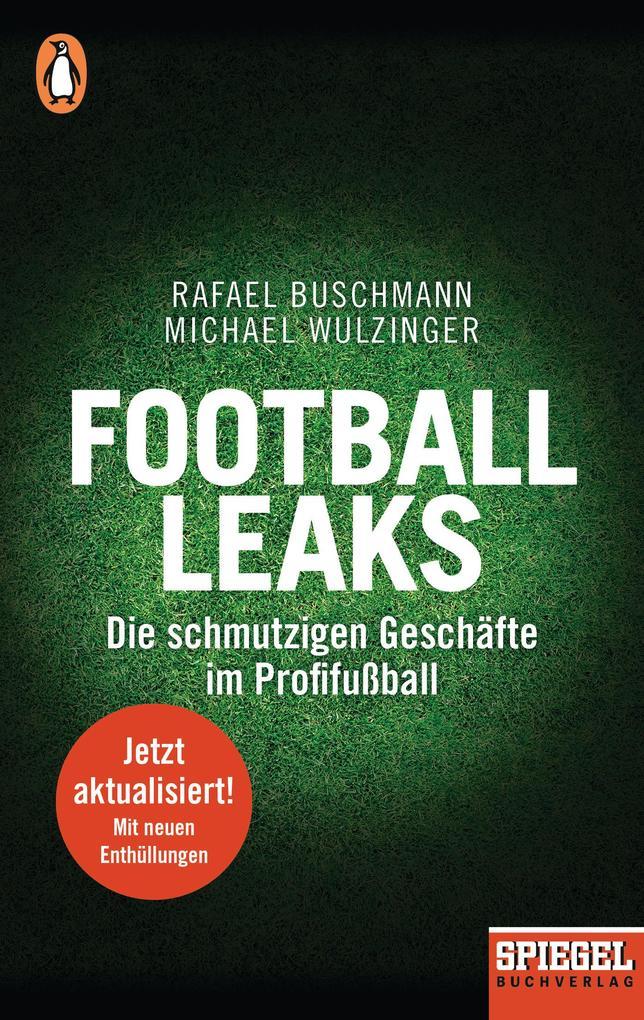 Football Leaks als Taschenbuch