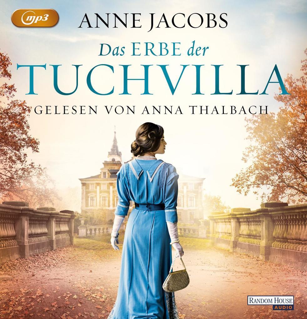 Das Erbe der Tuchvilla als Hörbuch