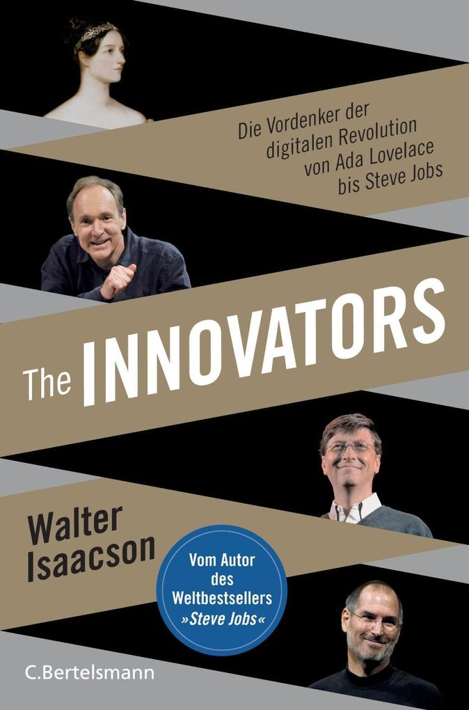 The Innovators als Buch