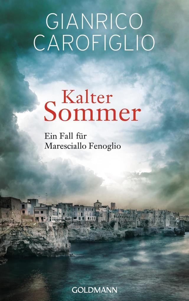 Kalter Sommer als Buch