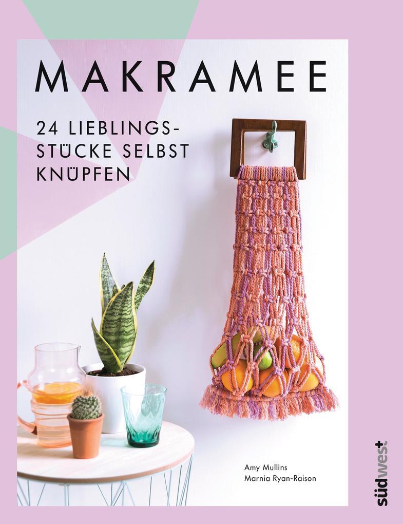 Makramee als Buch