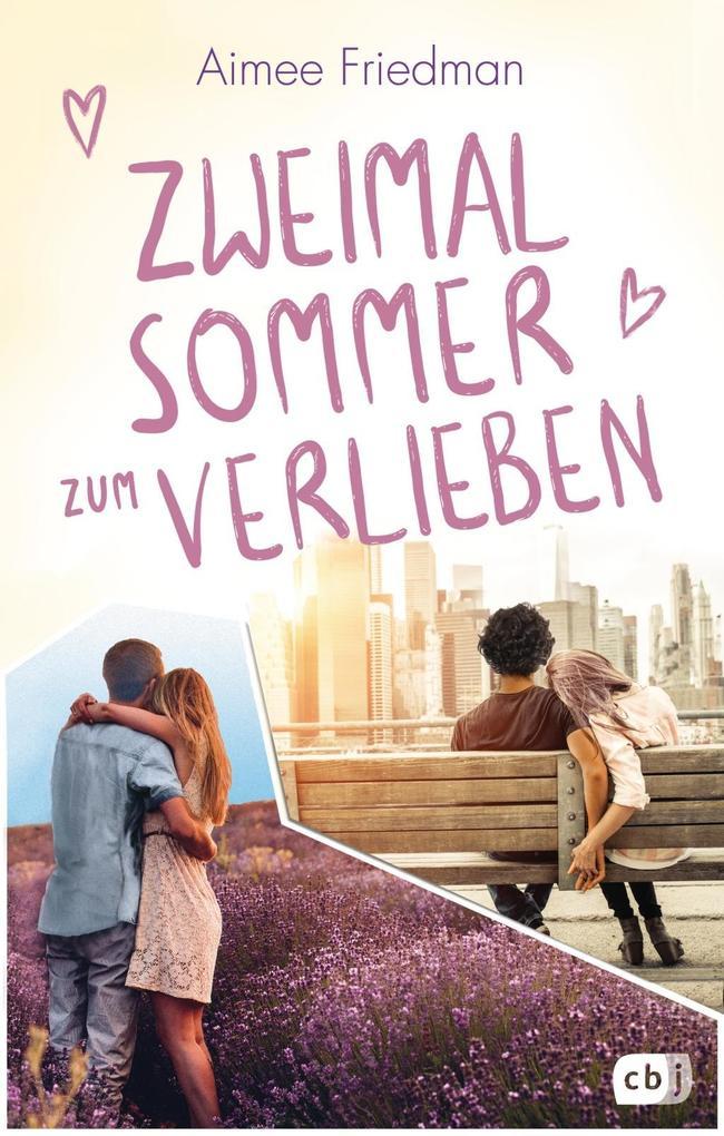 Zweimal Sommer zum Verlieben als Buch