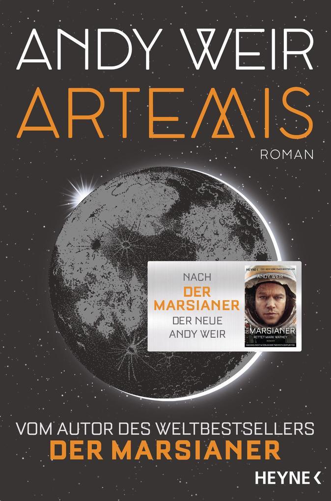 Artemis als Buch