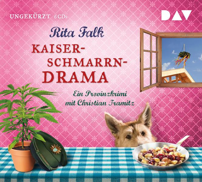 Kaiserschmarrndrama. Ein Provinzkrimi als Hörbuch CD