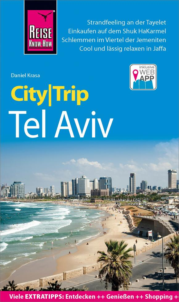 Reise Know-How CityTrip Tel Aviv als eBook