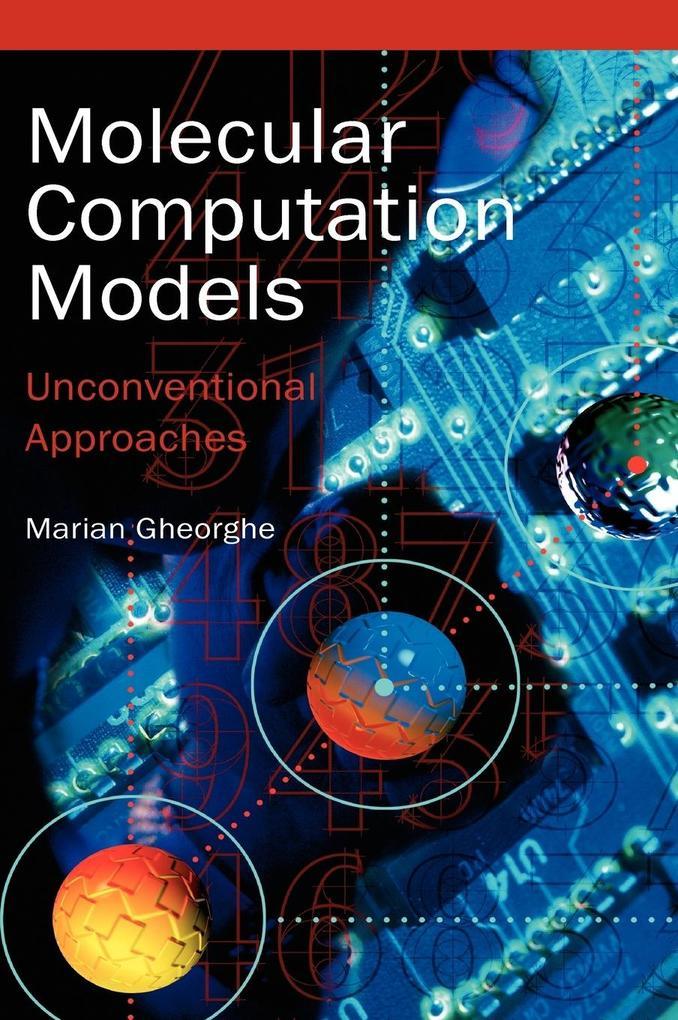 Molecular Computational Models als Buch (gebunden)