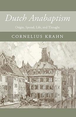 Dutch Anabaptism als Taschenbuch