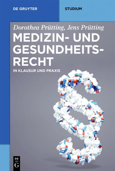 Medizin- und Gesundheitsrecht als Taschenbuch