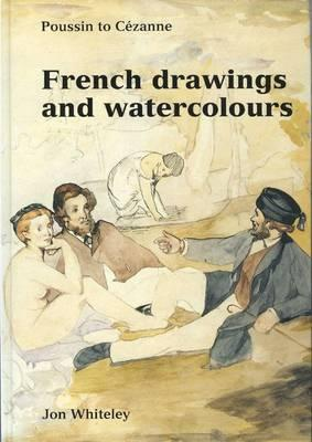 French Drawings and Watercolours als Buch (gebunden)