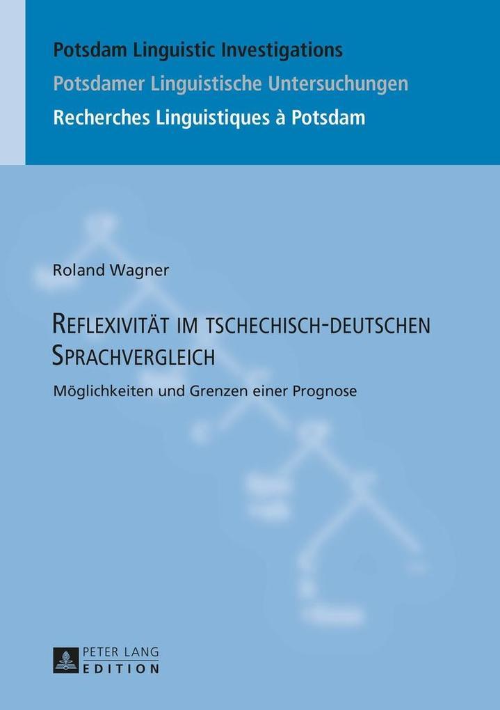 Reflexivitaet im tschechisch-deutschen Sprachvergleich