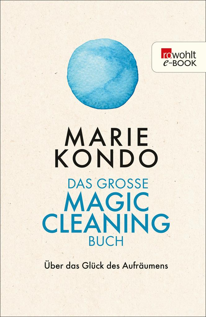 Das große Magic-Cleaning-Buch als eBook
