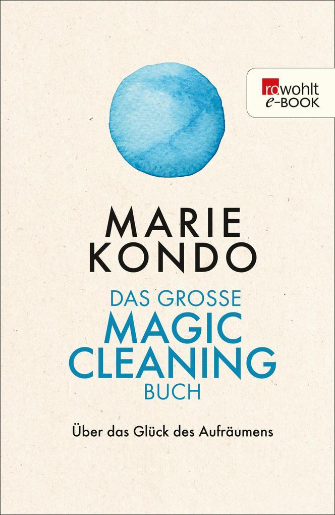 Das große Magic-Cleaning-Buch als eBook epub
