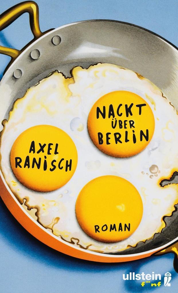 Nackt über Berlin als Buch