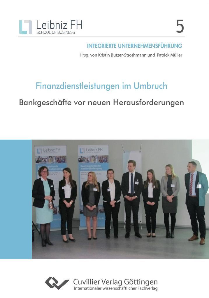 Finanzdienstleistungen im Umbruch als Buch von