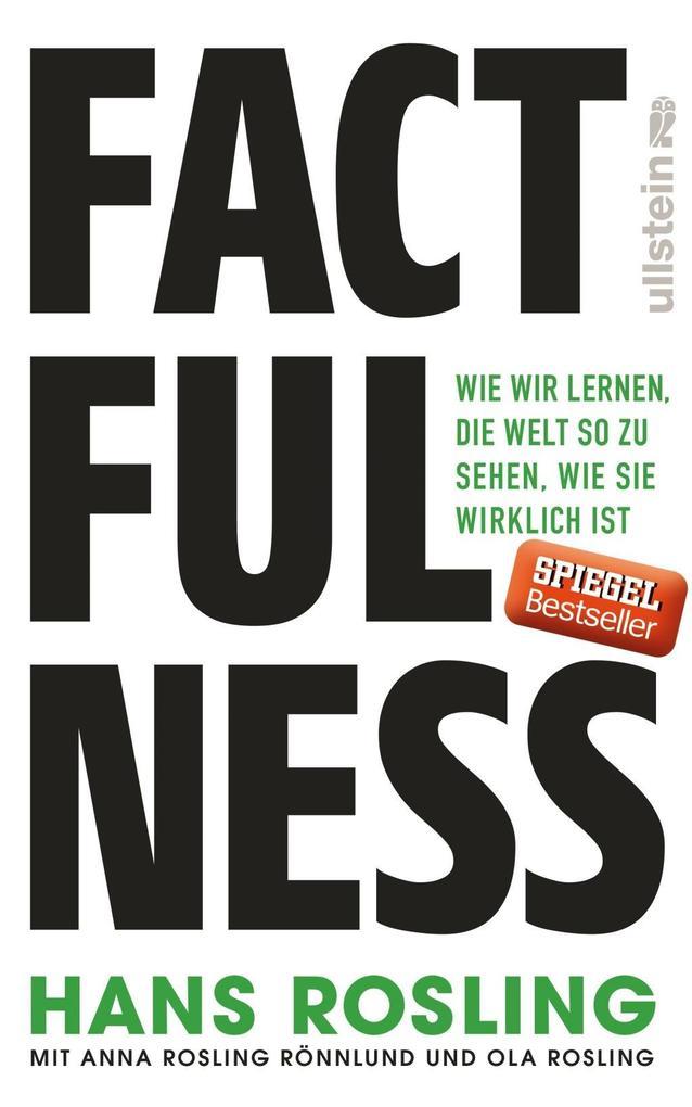 Factfulness als Buch
