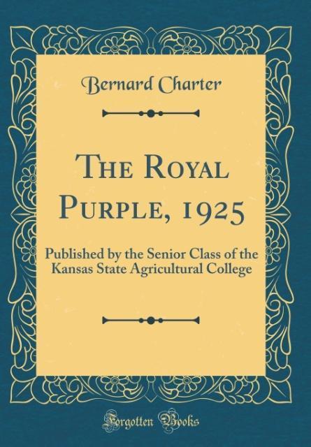 The Royal Purple, 1925