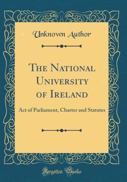 The National University of Ireland