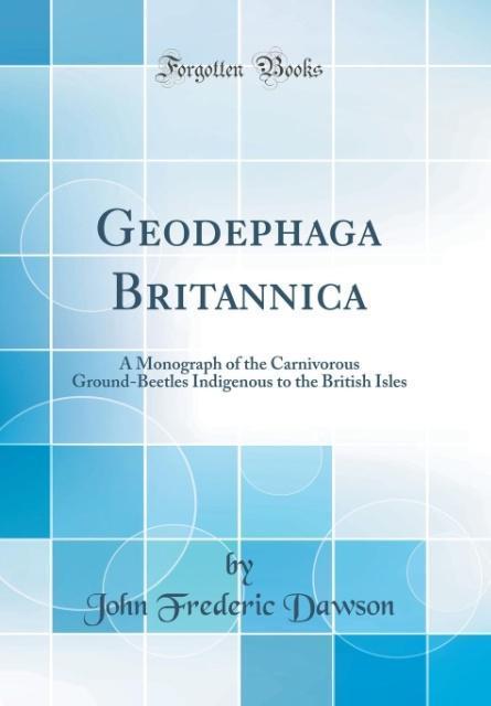 Geodephaga Britannica