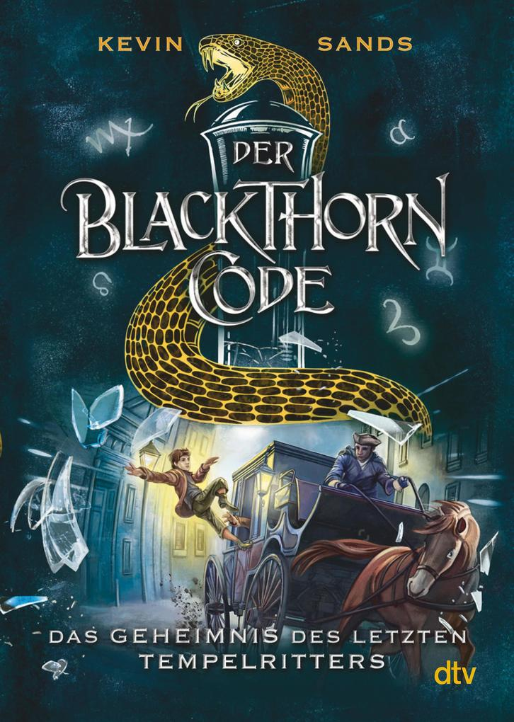 Der Blackthorn-Code - Das Geheimnis des letzten Tempelritters als eBook