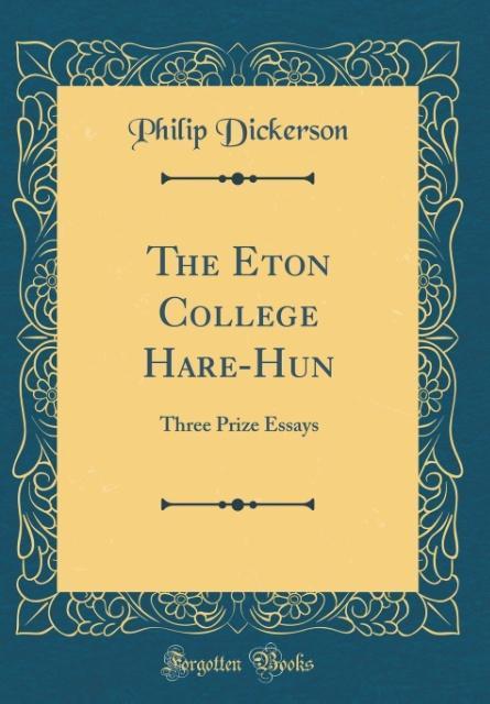 The Eton College Hare-Hun