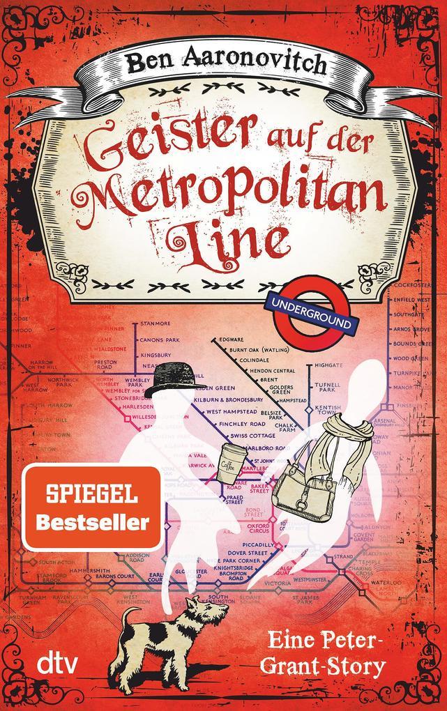 Geister auf der Metropolitan Line als Taschenbuch