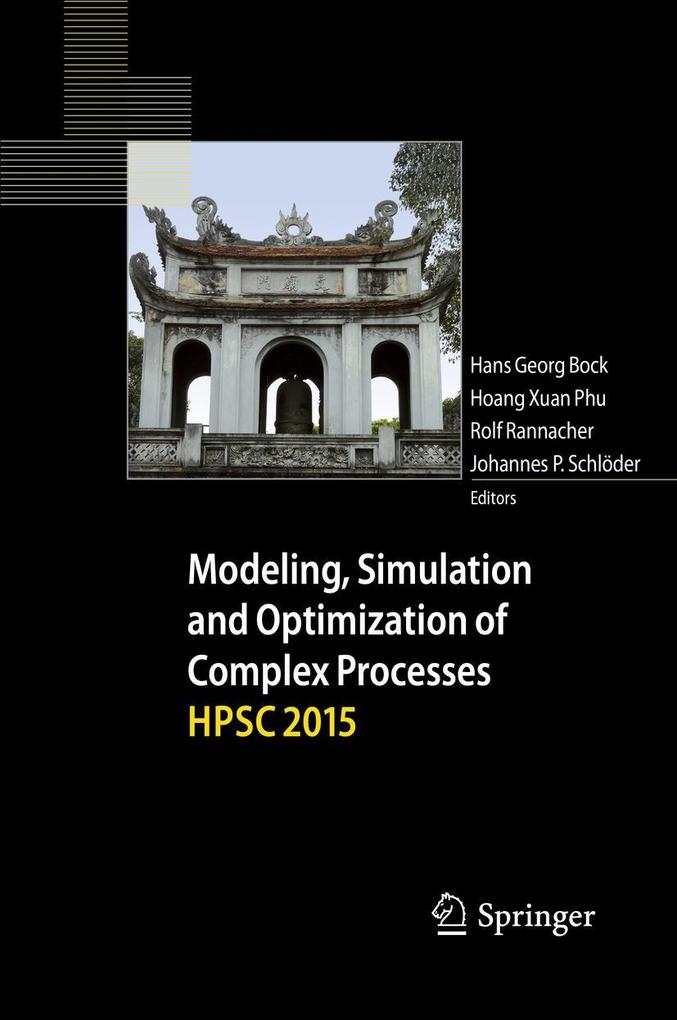 Modeling, Simulation and Optimization of Complex Processes HPSC 2015 als eBook