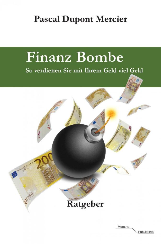 Finanz Bombe als eBook