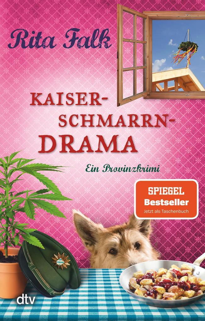 Kaiserschmarrndrama als eBook
