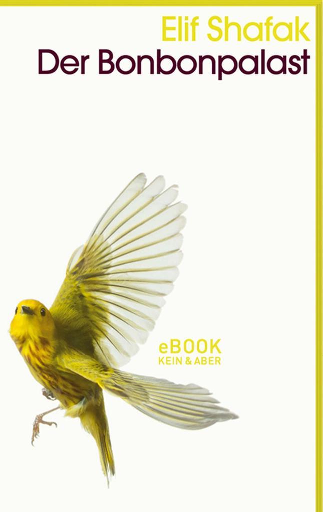 Der Bonbonpalast als eBook