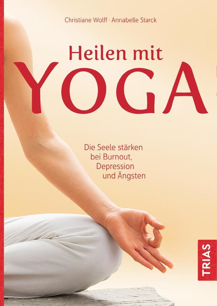 Heilen mit Yoga als Buch