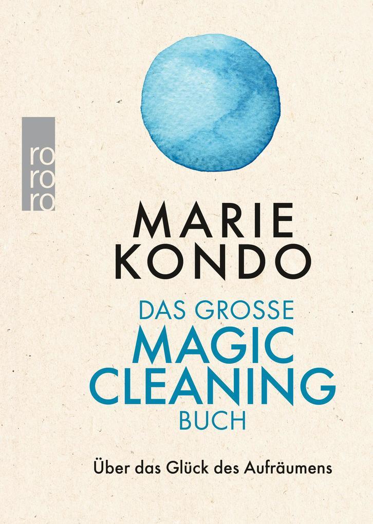 Das große Magic-Cleaning-Buch als Taschenbuch