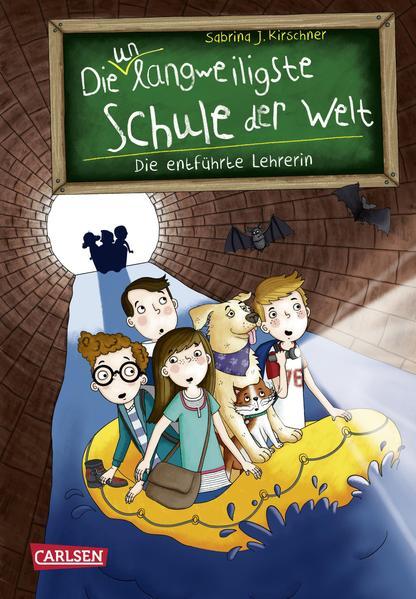 Die entführte Lehrerin als Buch