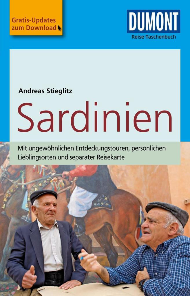 DuMont Reise-Taschenbuch Reiseführer Sardinien als eBook