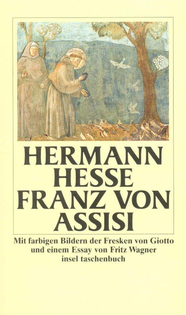 Franz von Assisi als eBook