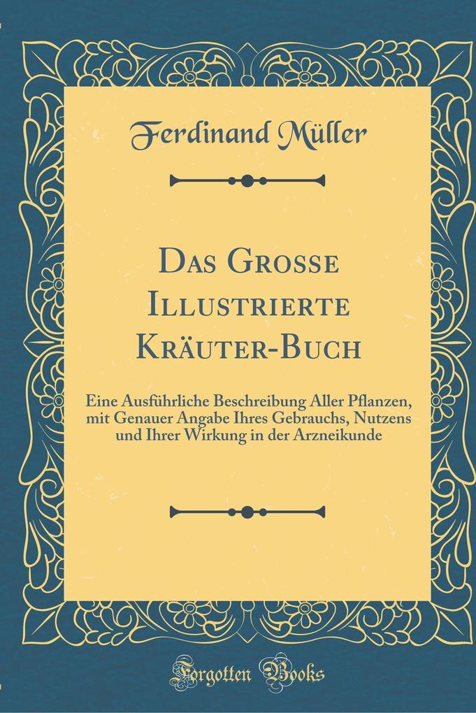 Das Große Illustrierte Kräuter-Buch