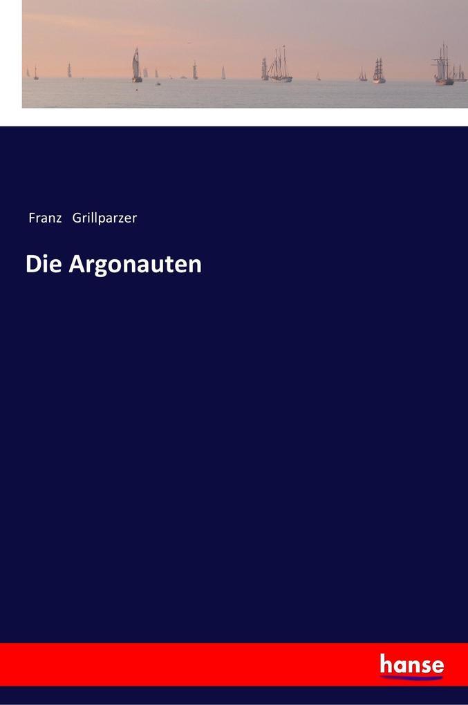 Die Argonauten als Buch
