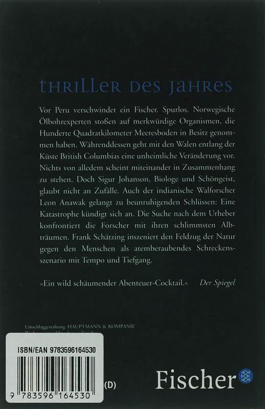 Frank Schatzing Der Schwarm Ebook