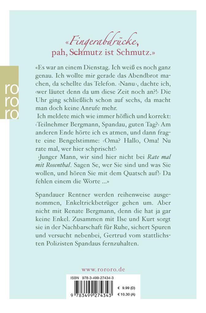 Renate Bergmann Ebook