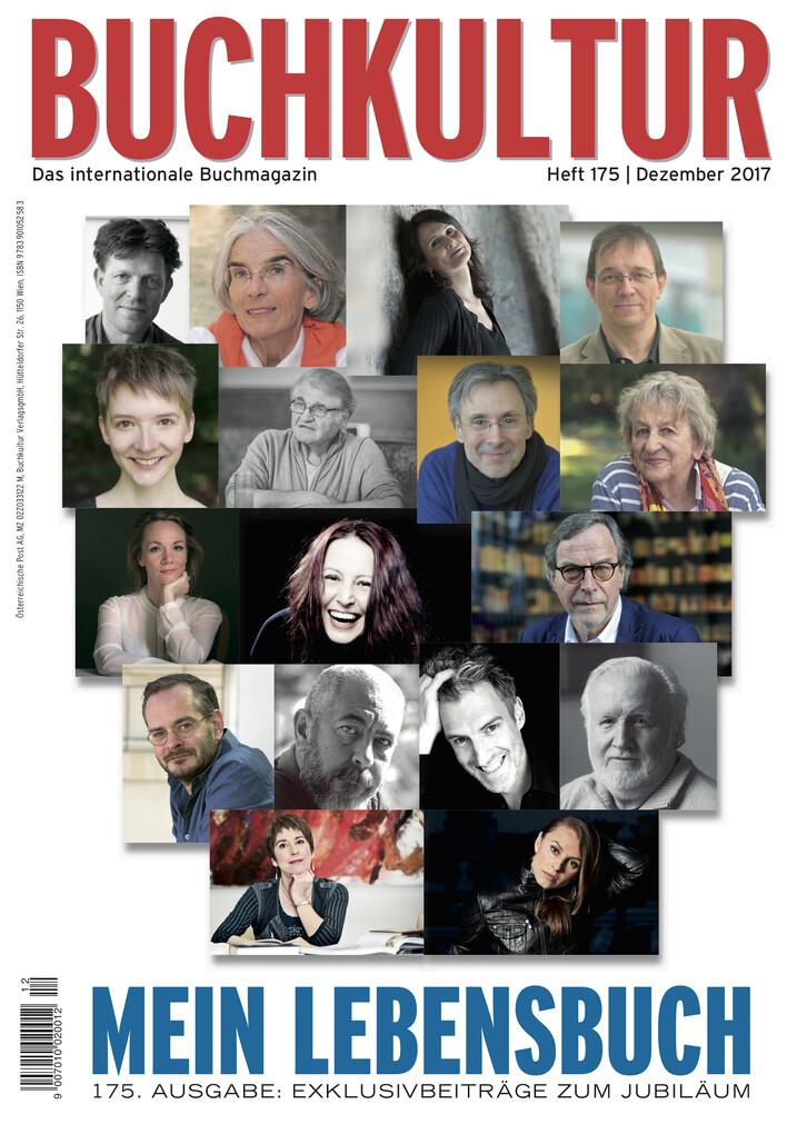 Magazin Buchkultur 175 als eBook