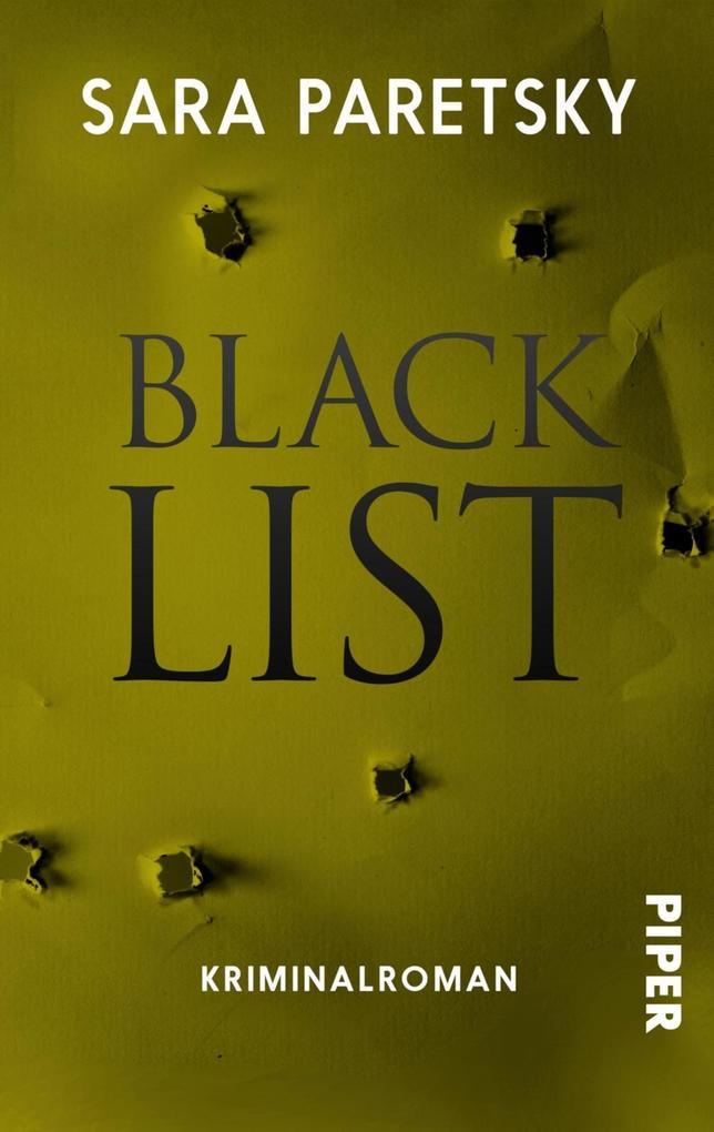 Blacklist als eBook