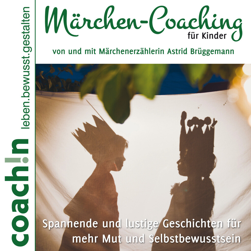 Märchen-Coaching für Kinder als Hörbuch Download