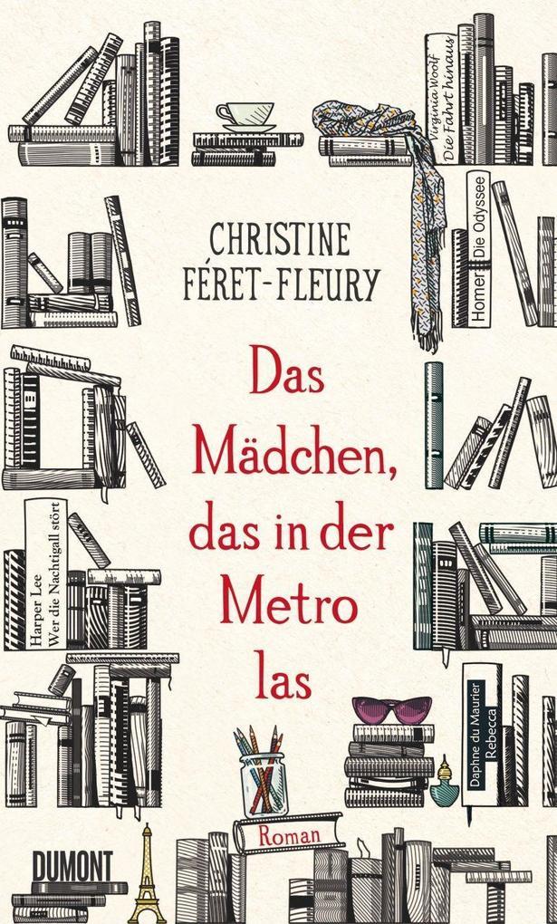 Das Mädchen, das in der Metro las als Buch