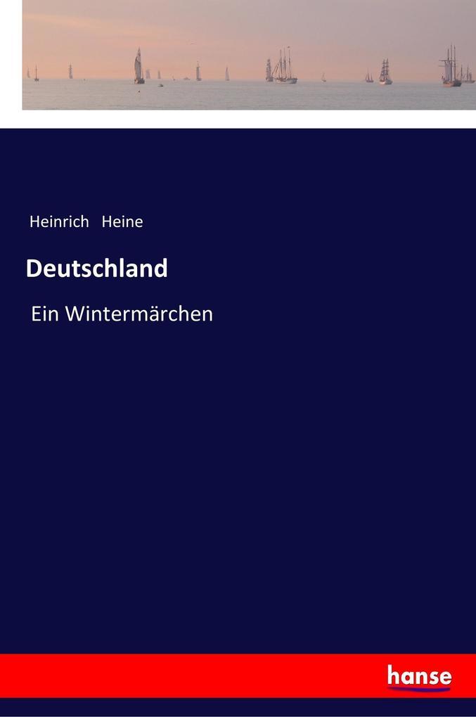 Deutschland als Buch
